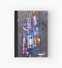 Cuaderno de tapa dura Artful Pipes