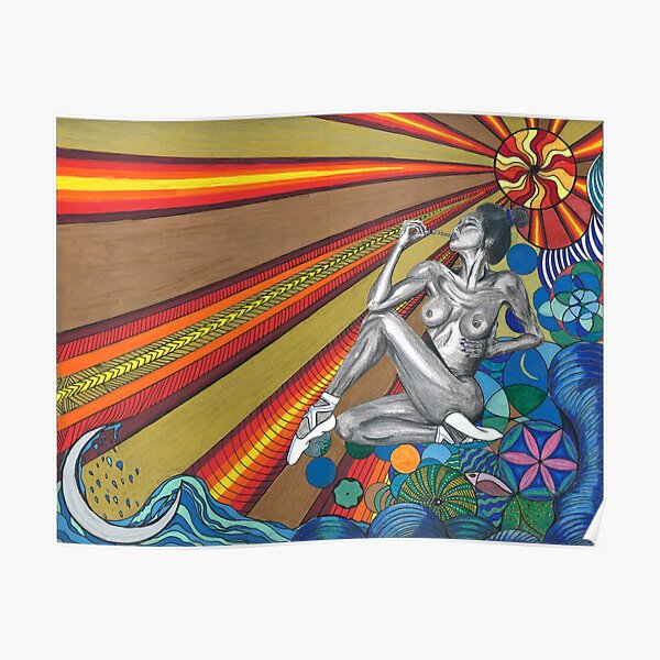 Ideal Pink Floyd Naked Lady Poster Png