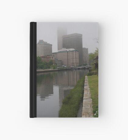 Foggy morning in Providence Hardcover Journal