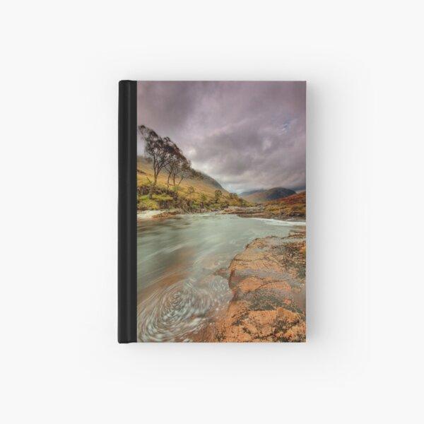 Swirl Hardcover Journal
