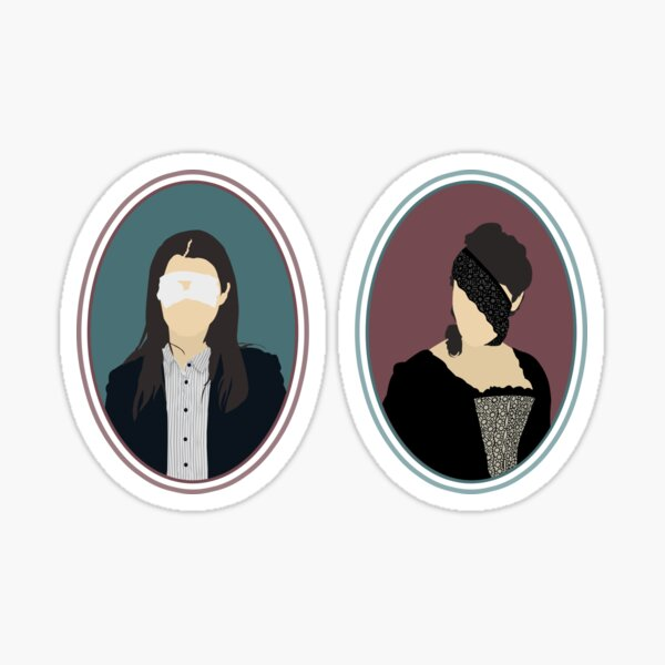 The Lobster / The Favourite Sticker