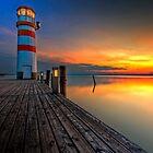 Sentinel of Light  by Delfino