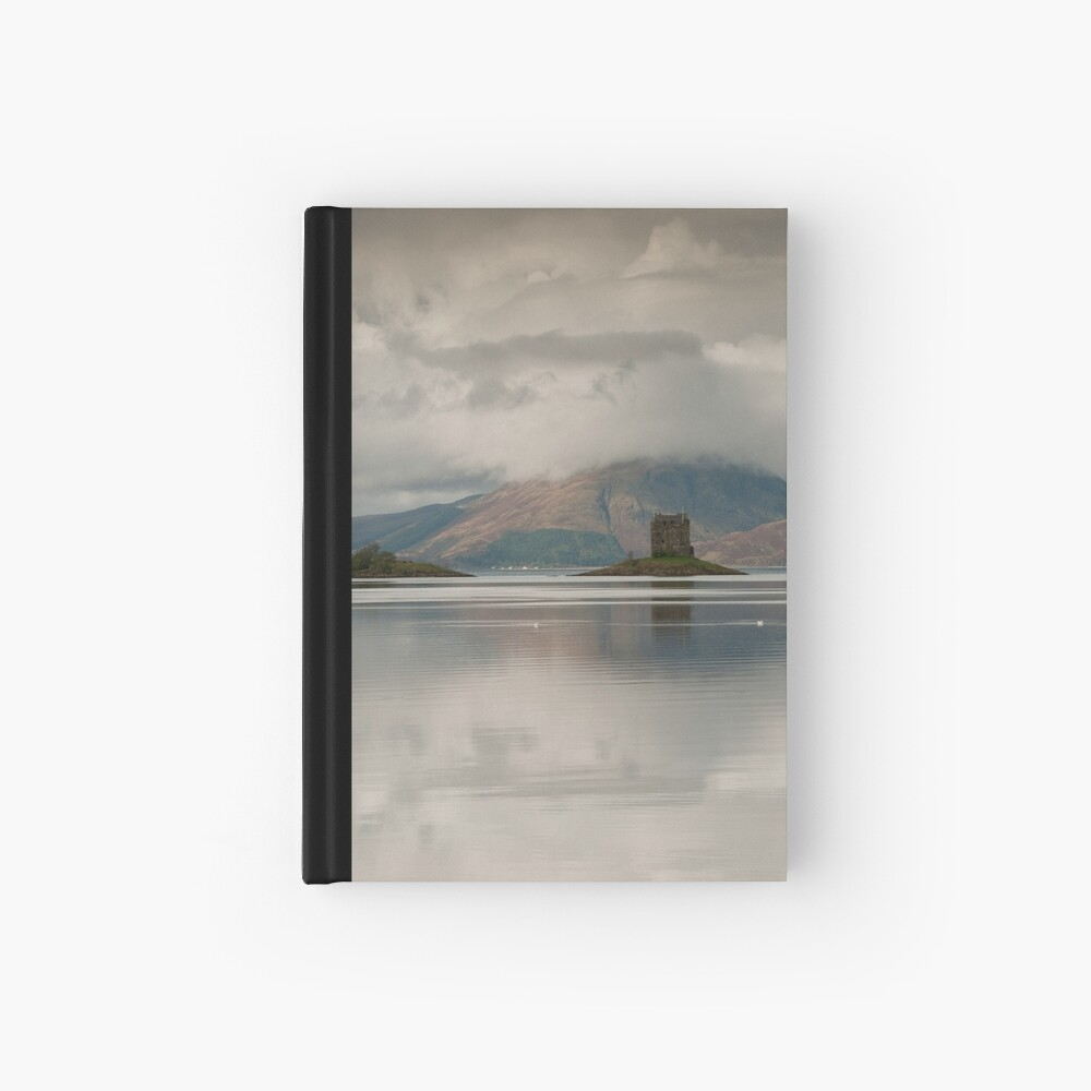 Castle Stalker Hardcover Journal