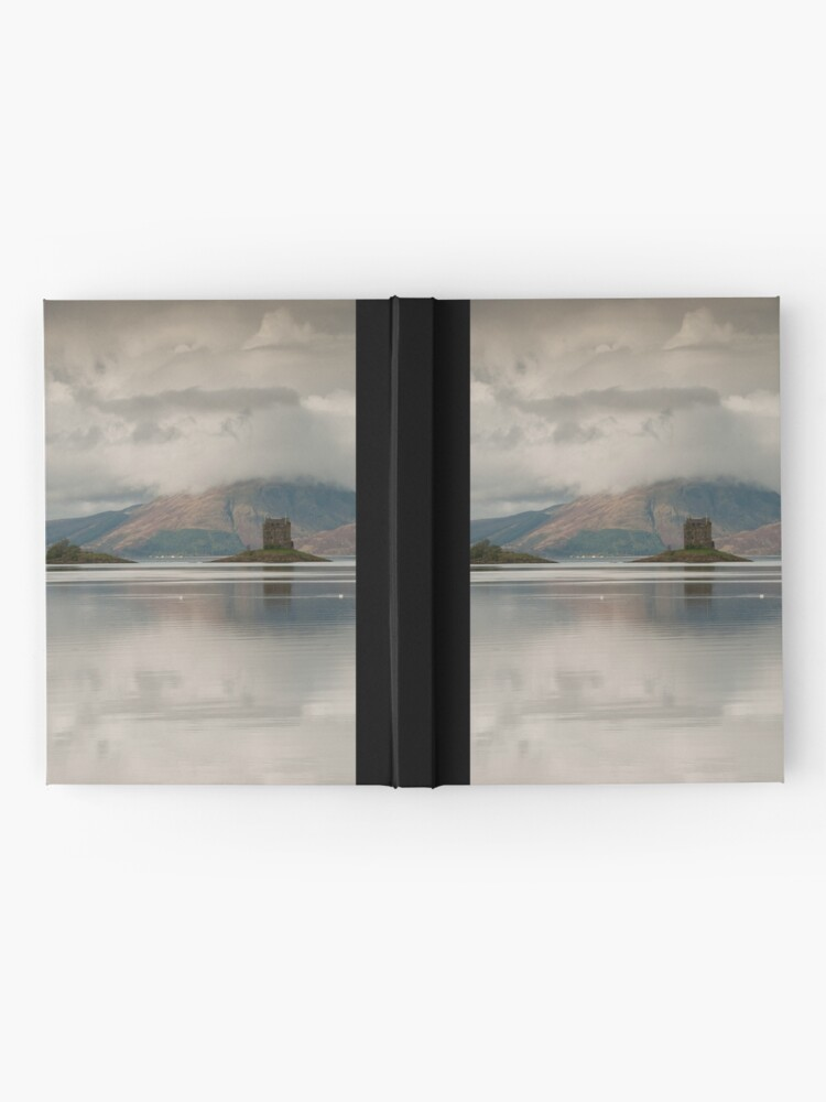 Alternate view of Castle Stalker Hardcover Journal