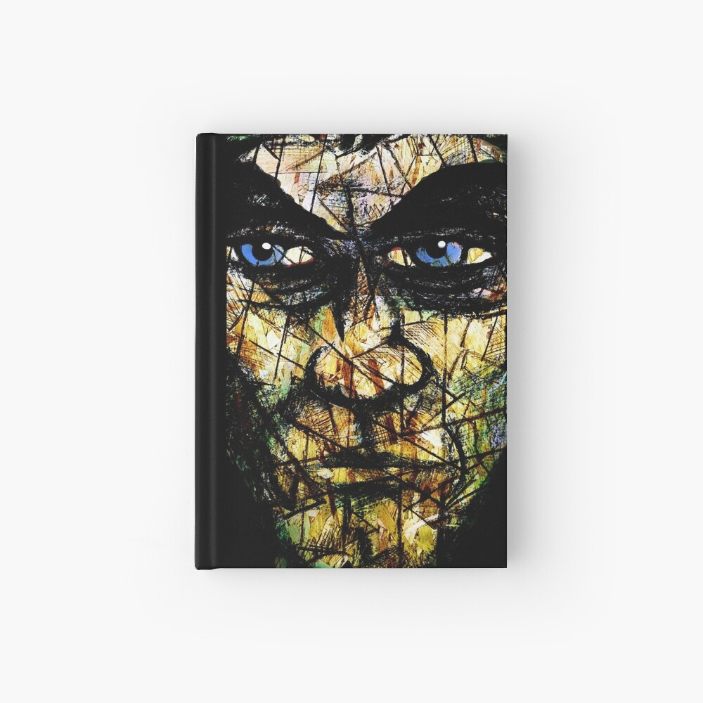 Long Face Wide Hardcover Journal