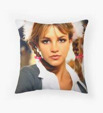 Princess of Pop Throw Pillow