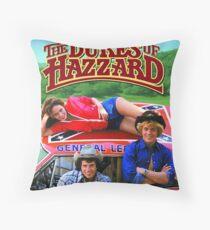 Dukes of Hazzard Throw Pillow