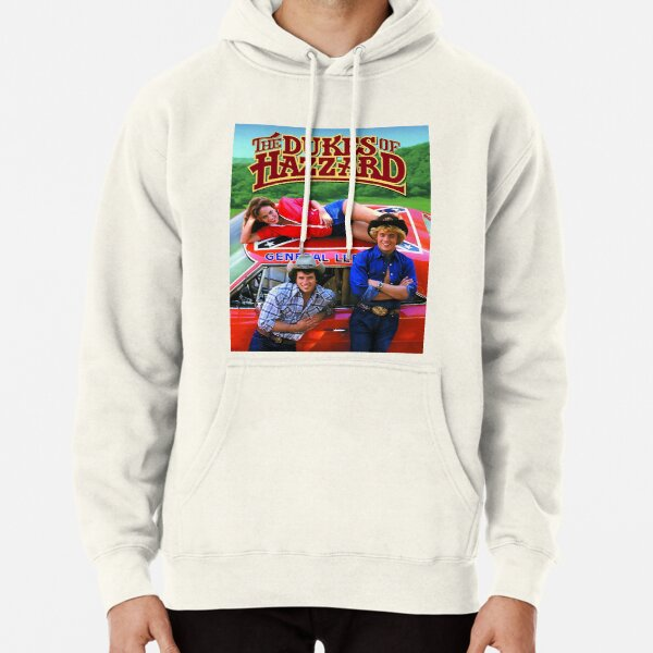 Dukes of Hazzard Pullover Hoodie