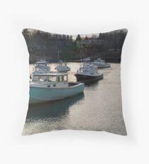 Luminescent Throw Pillow