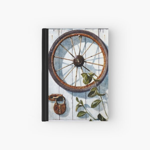 The Rim of the Wheel Hardcover Journal