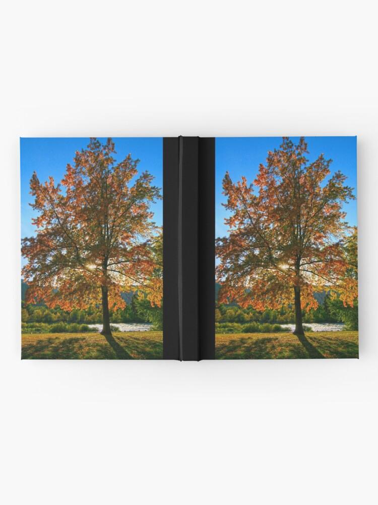 Alternate view of October's Glow Hardcover Journal