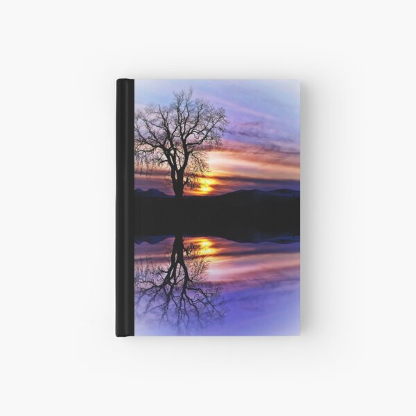 The Tree Of Reflections Hardcover Journal