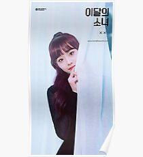 LOONA CHUU Poster
