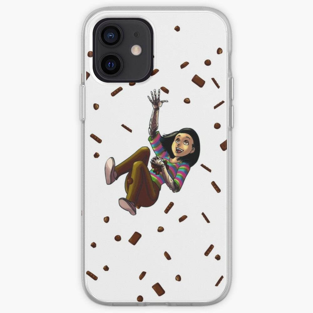 Alita & Chocolate iPhone Case & Cover