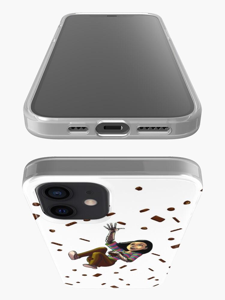 Alternate view of Alita & Chocolate iPhone Case & Cover