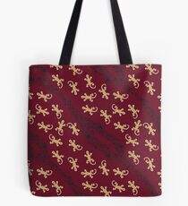 Gorgeous Geckos Tote Bag
