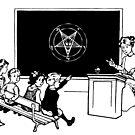 Listen to Teacher! by LordNeckbeard