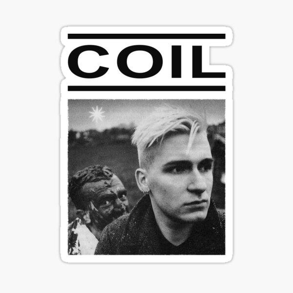 COIL Sticker