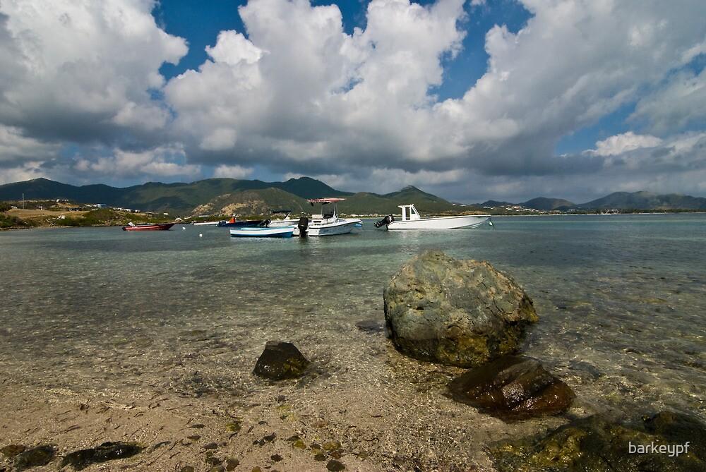 A Bay At St Maarten by barkeypf