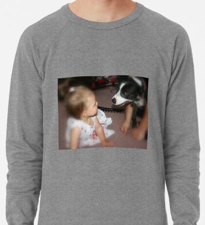 Meeting  cousin Jessie Leichtes Sweatshirt