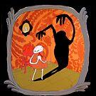 My Shadow (card version) by emmaklingbeil