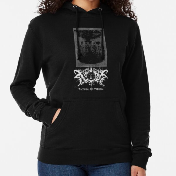 To Violate The Oblivious  Lightweight Hoodie