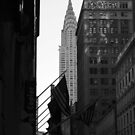 Chrysler Building by Samantha Jones