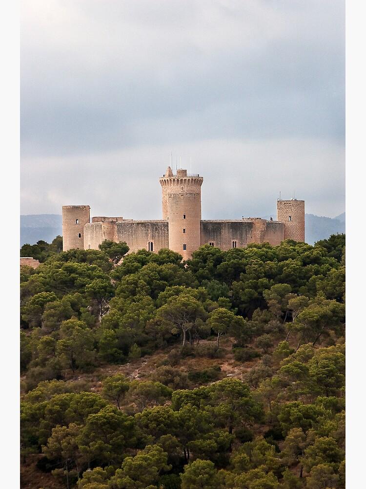 Castillo de Bellver  by rogues70