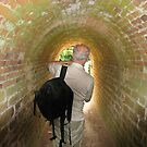 Light at the end of the Tunnel by Ray Clarke