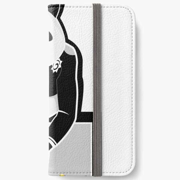 Panda bear iPhone Wallet