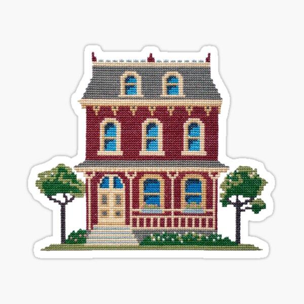 New House Sticker