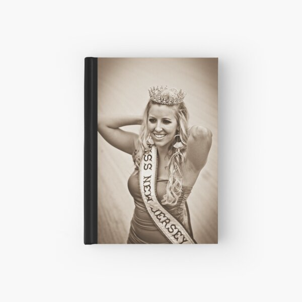 Miss NJ Hardcover Journal