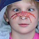 Cross-Eyed Crab Killer by Ran Richards