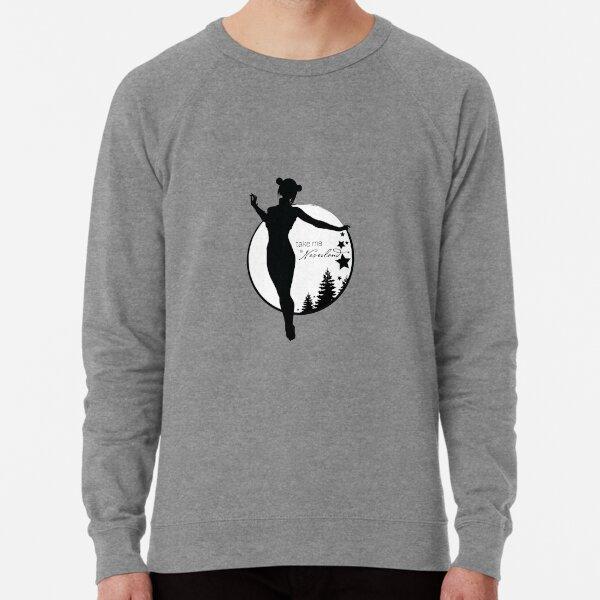 TAKE ME TO NEVERLAND Lightweight Sweatshirt