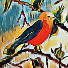 DADDY BIRD by WhiteDove Studio kj gordon