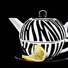 Tea With A Twist Of Lemon by Susie Peek