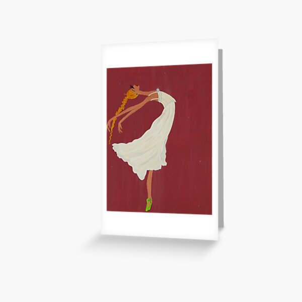 Arabella Greeting Card