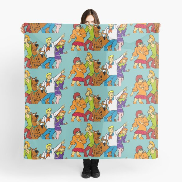 Scooby Doo gang Scarf