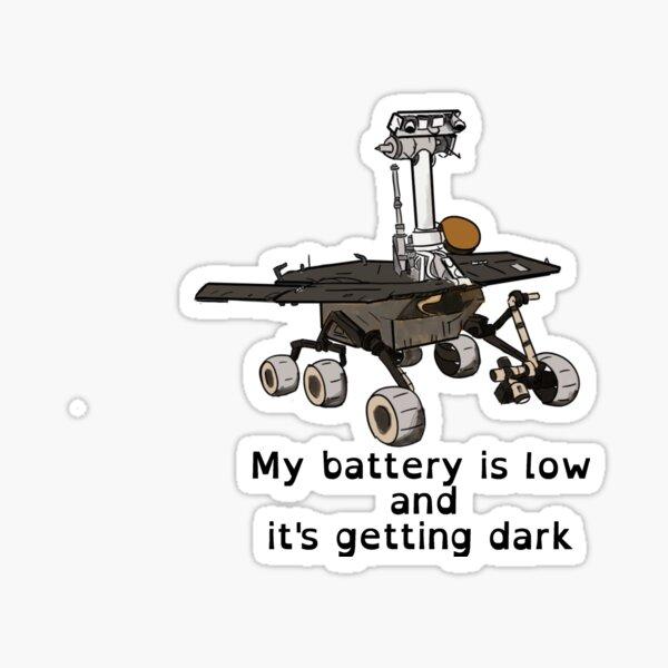 Oppy Sticker