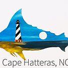 Cape Hatteras Blue Marlin  by barryknauff