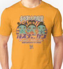 Fruchtige Haferlocken Slim Fit T-Shirt