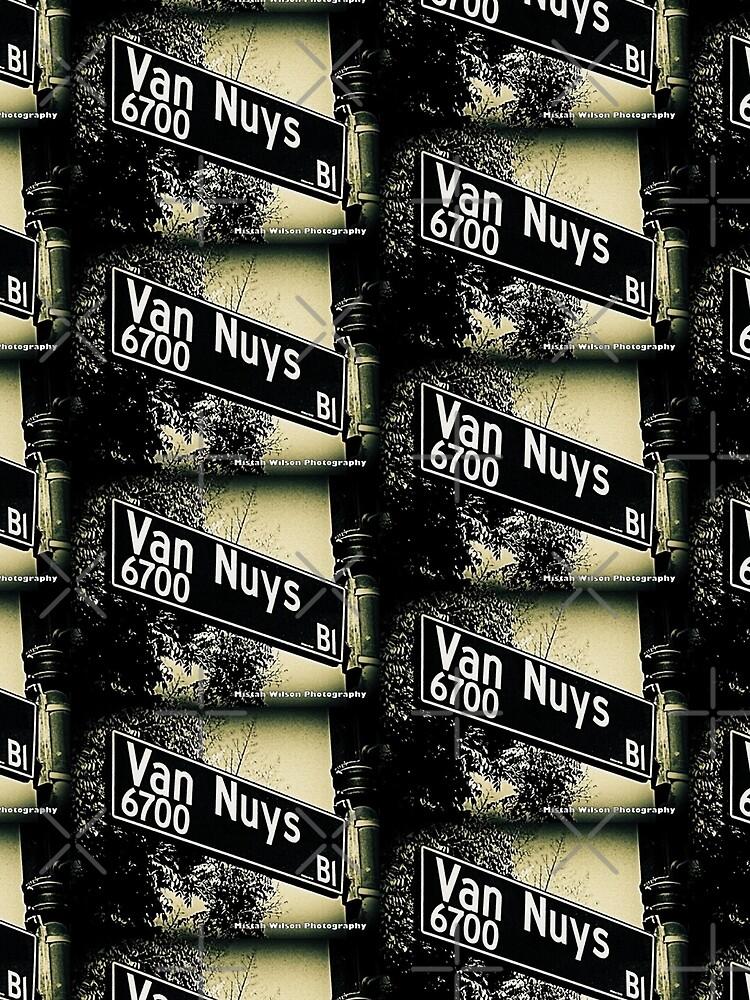 Van Nuys Boulevard, SFV, Los Angeles, California by Mistah Wilson by MistahWilson