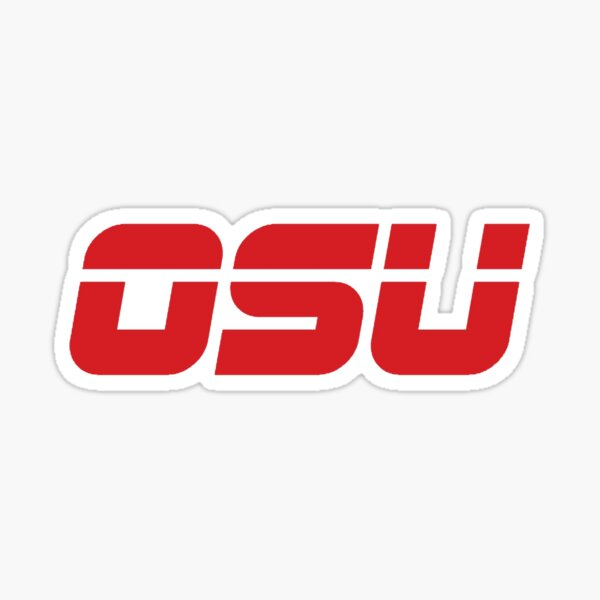 espn osu Sticker