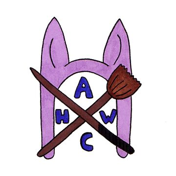 Animal Hat Witch Coven Official Logo by Fullerverse