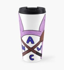 Animal Hat Witch Coven Official Logo Travel Mug