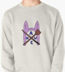 Animal Hat Witch Coven Official Logo Pullover