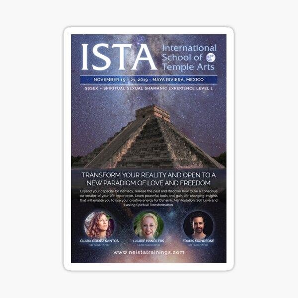 ISTA SSSEX - Level 1 Mexico 2019 Sticker