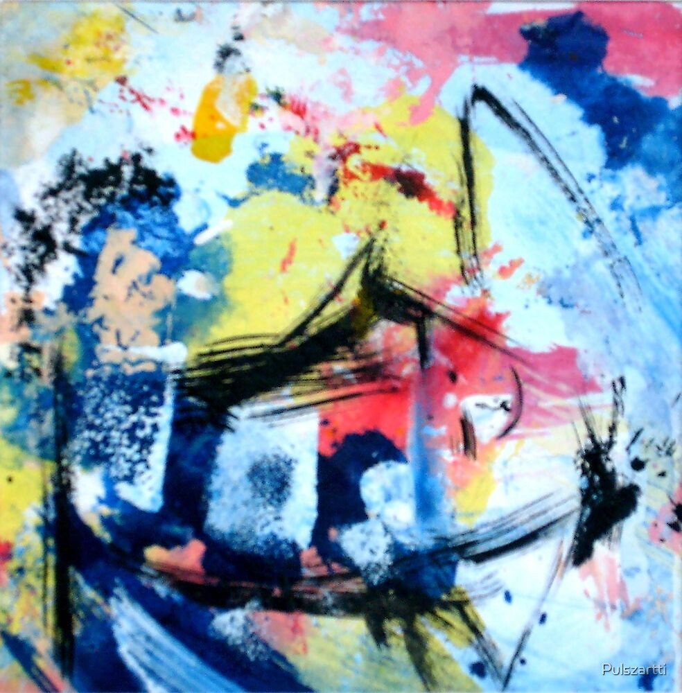 blue breath - my home by Pulszartti