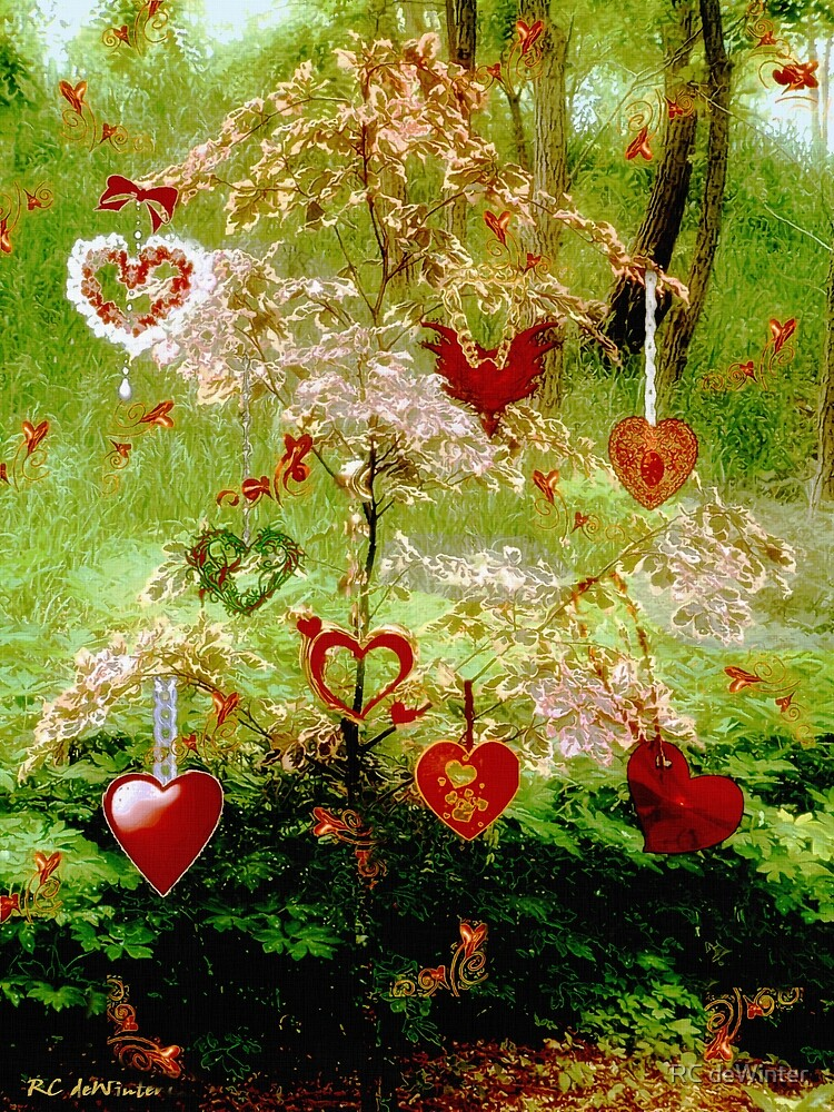 The Wishing Tree by RC deWinter