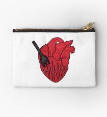Hannibal - Fork In Heart Studio Pouch